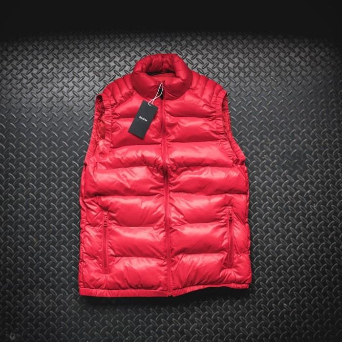 Foto Produk Quilted Vest Red dari Epic Veil