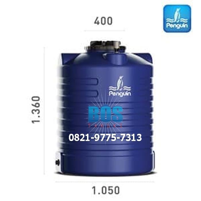 harga Tangki air / tandon / toren penguin blow 500 liter - tw 55 (tw55) Tokopedia.com