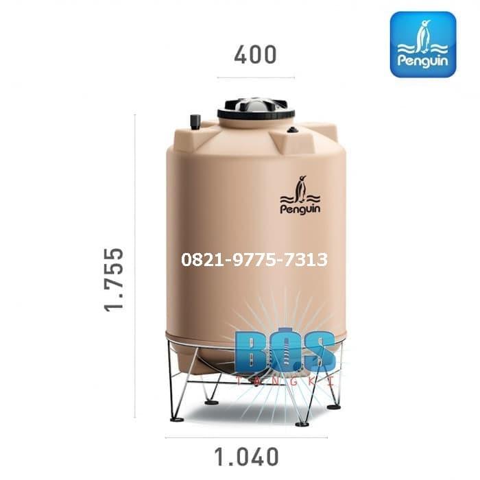 harga Tangki air total drain penguin 1050 liter - td110 Tokopedia.com