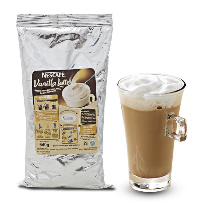 harga Nescafe vanilla latte Tokopedia.com