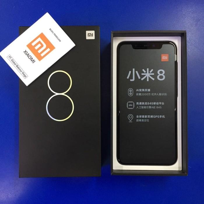 Xiaomi Mi8 Mi 8 RAM 6GB/128GB Distributor