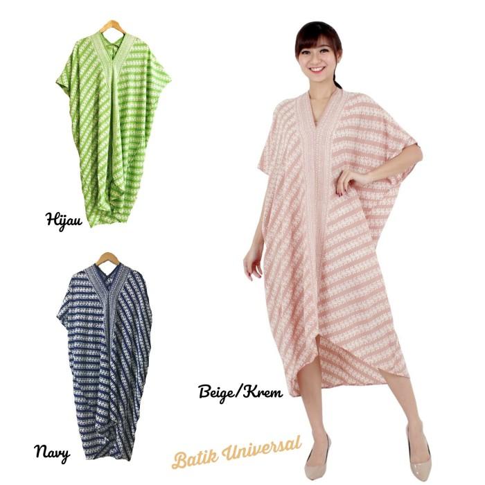 Review KAFTAN BATIK Parang Pastel Terusan Dress Wanita Fatima-Parang ... 9a89208107