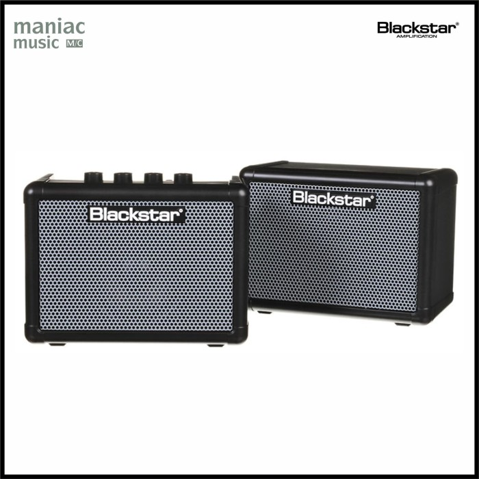 harga Blackstar fly 3 bass stereo pack (ampli mini 6w cabinet speaker) Tokopedia.com