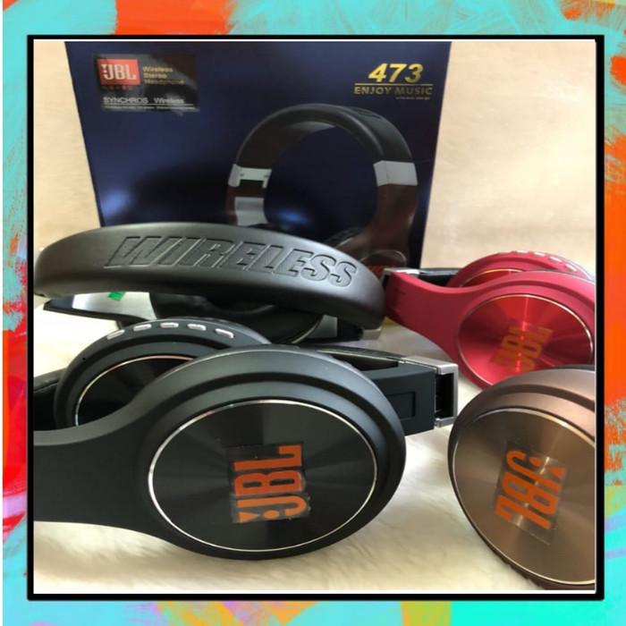 harga Headphone headset jbl synchros 473 wireless bluetooth headphone blueto Tokopedia.com
