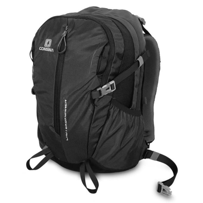 harga Consina daypack lauterbrunnen - hitam Tokopedia.com