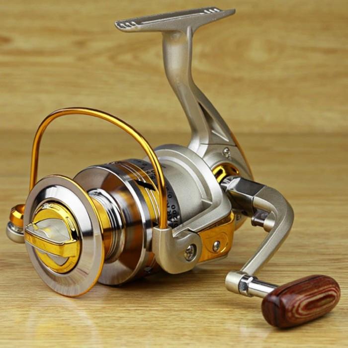 harga Yumoshi ef1000 reel pancing 12 ball bearing Tokopedia.com
