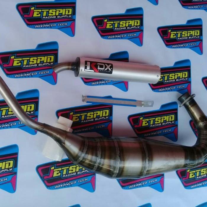 harga Knalpot racing kdx ninja 150 r dan rr model cobra Tokopedia.com