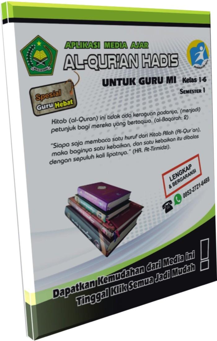 harga Al-qur'an dan hadist semester i kurikulum 2013 Tokopedia.com