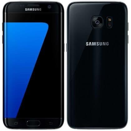 Samsung Galaxy S7 Edge - Garansi Resmi - Black