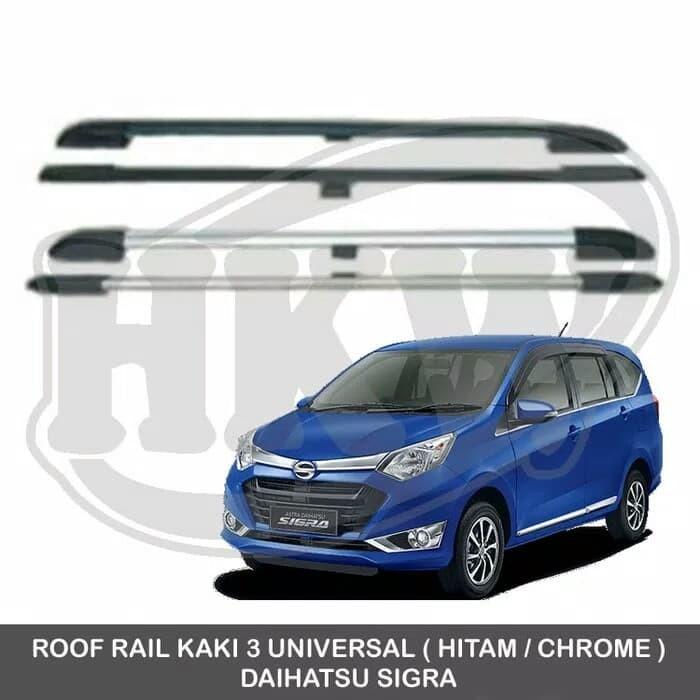 harga Roof rail mobil calya Tokopedia.com