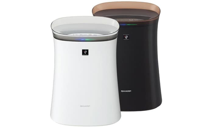 harga Air purifier sharp fp-f40y black/white Tokopedia.com