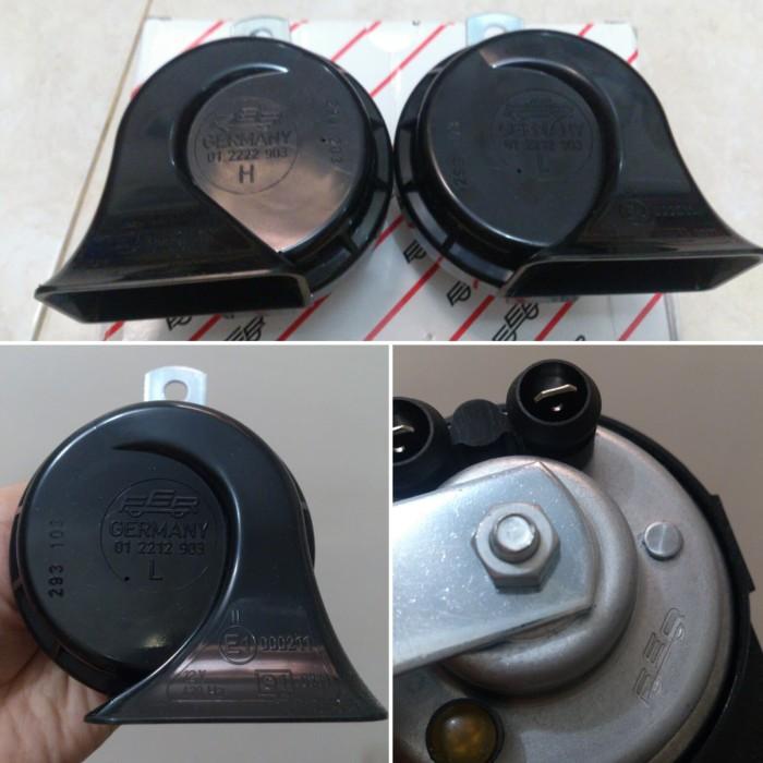 harga Klakson keong  fer  twintone (made in germany) universal socket Tokopedia.com