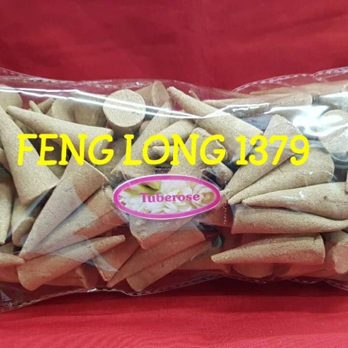 harga Hio dupa tumpeng kerucut aroma sedap malam   tuberose cone incense Tokopedia.com