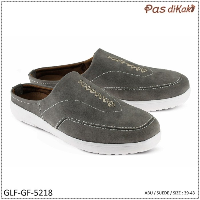86603d85d61a0e Jual Sepatu Sandal   Bustong Selop Kasual Pria
