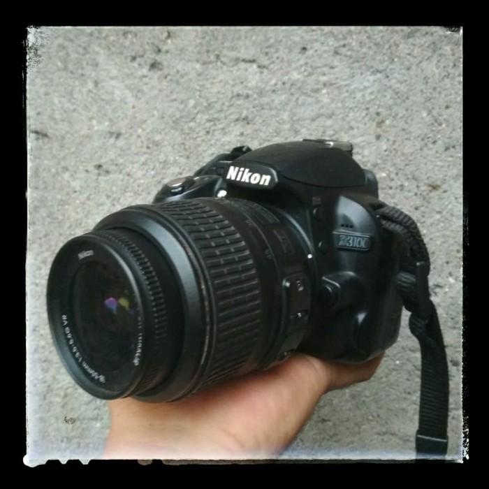 Jual Kamera Dslr Nikon D3100 Lensa 18 55 Vr Normal Dki Jakarta Nanda Jo Store Tokopedia