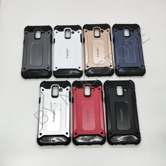 timeless design c6b93 4c934 Jual Samsung Galaxy A6 Spigen Tough Armor / Armour Hardcase / case / Casing  - Jakarta Barat - nuc | Tokopedia