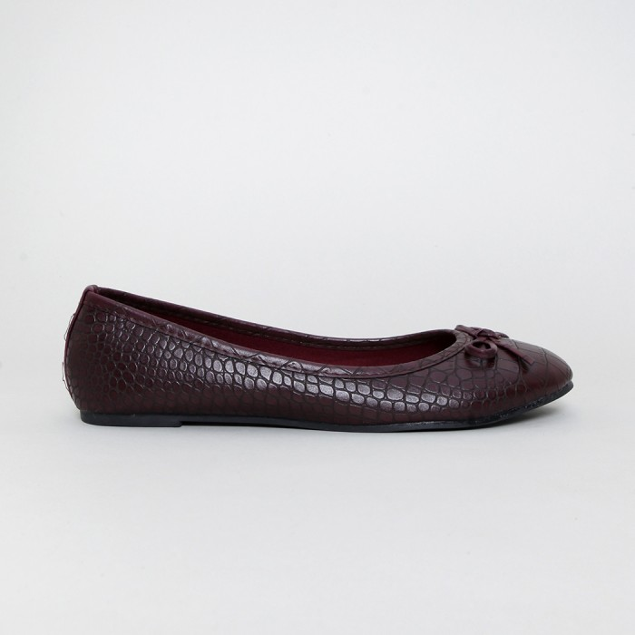 harga The little things she needs revda brown sepatu flat (tsn0001336.c0010) - cokelat 40 Tokopedia.com