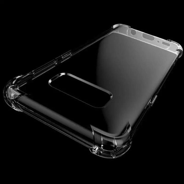 Softcase Anticrack Samsung Galaxy S8 Plus | Casing Jelly Case Bening