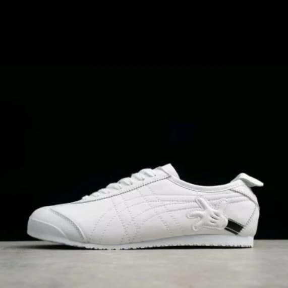 wholesale dealer ff012 df38f Jual ASICS ONITSUKA TIGER MEXICO 66 X DISNEY MICKEY MINNIE MOUSE WHITE -  Jakarta Selatan - kiki sneakers   Tokopedia