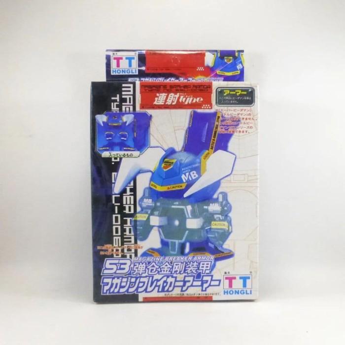 harga B daman battle b - daman magazine breaker armor merk tt hongli Tokopedia.com