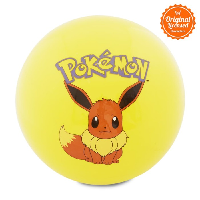 harga Pokemon sitting eevee ball yellow Tokopedia.com