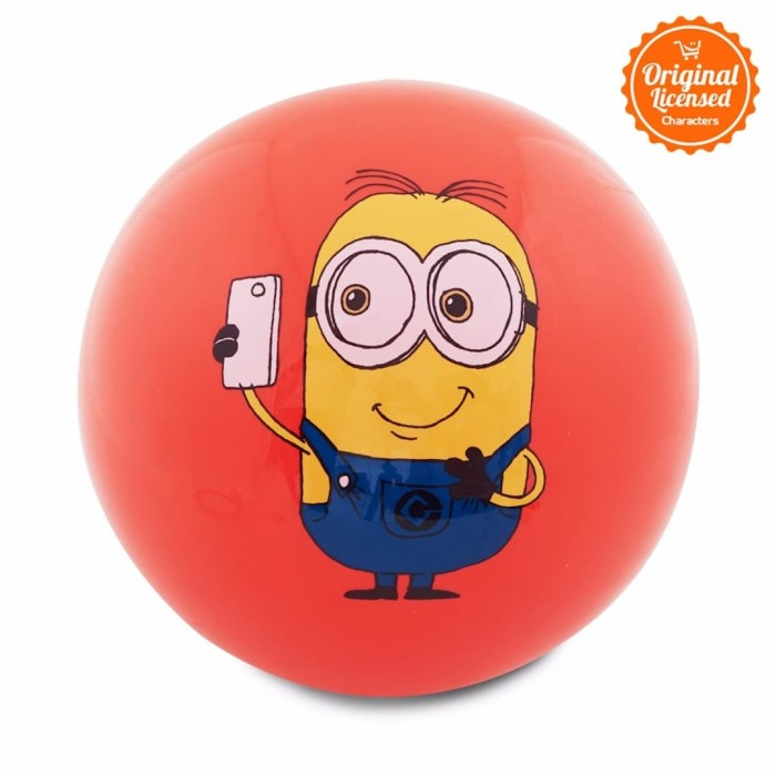harga Despicable me3 -selfie minion-red Tokopedia.com