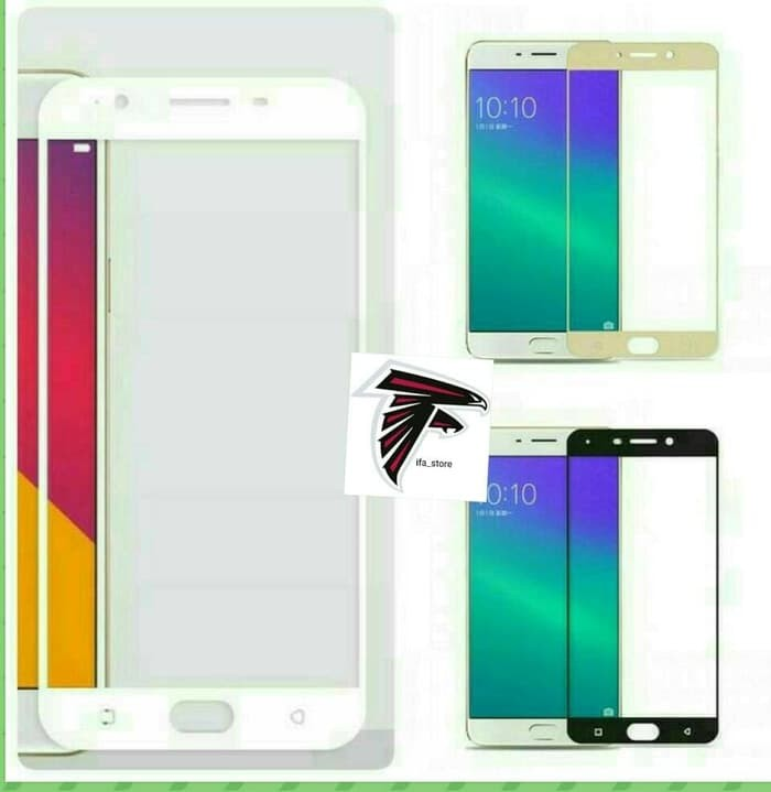Full Cover Screen Protector Anti Gores for Oppo A37 / Oppo Neo.