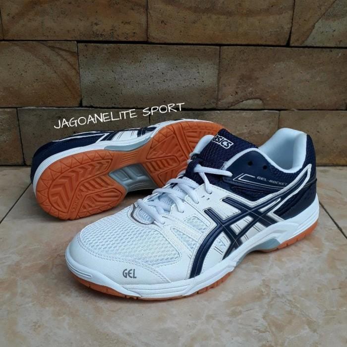 Jual Sepatu Asics Gel Rocket Original Sepatu Voli Volley