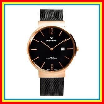 New Rilis 0818 Jam Mirage PASIR DW 8624 Black Rosegold pH. Category : Fashion Wanita
