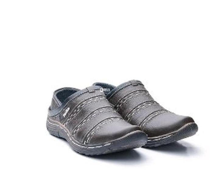 Foto Produk Dijual Sepatu Pria Casual Fordza SS02 Kulit Asli Slip On Dan S Murah dari RaysD