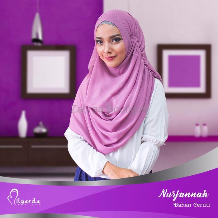 hijab instan nurjannah ceruti