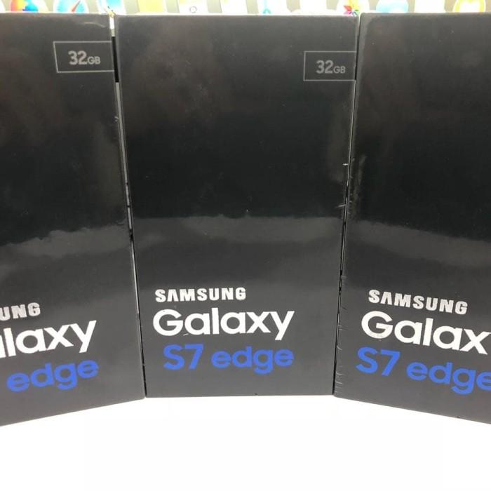Samsung Galaxy S7 EDGE - Garansi Resmi Samsung - Emas