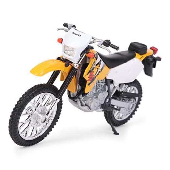 harga Welly diecast motor suzuki dr-z400s Tokopedia.com