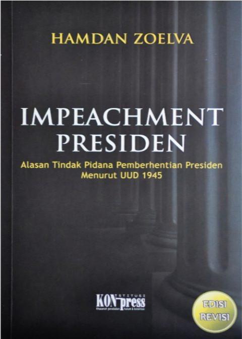 Jual Impeachment Presiden Jakarta Selatan Alfanarfanshop Tokopedia