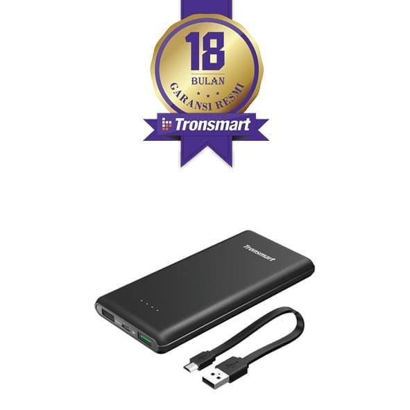 tronsmart presto 10000mah quick charge 3.0 power bank [pbt10]