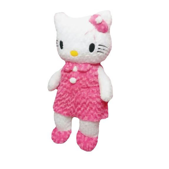 Jual boneka hello kitty pink jumbo besar - luckyzhum toys  e084b700d1