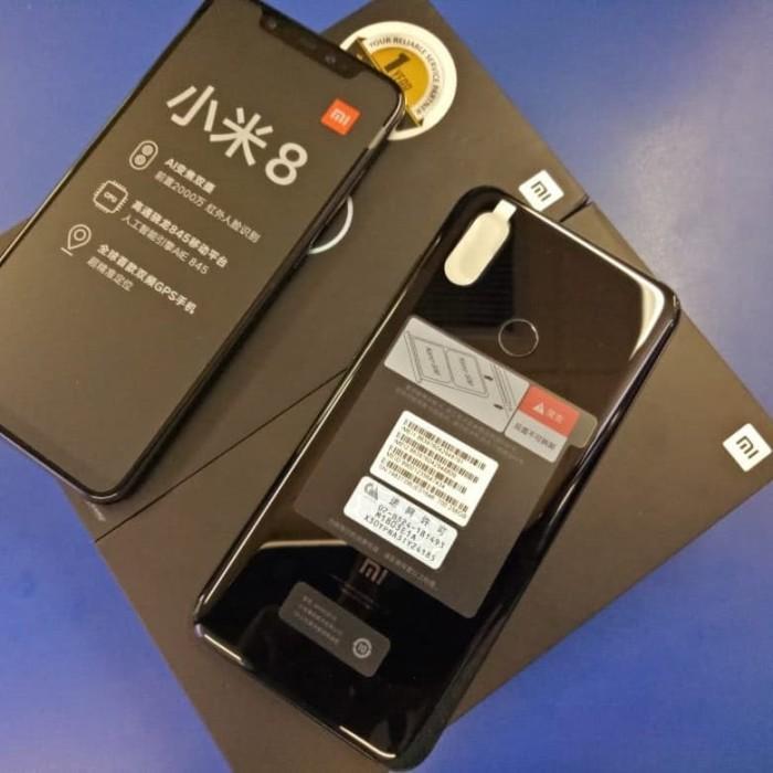 XIAOMI MI 8 RAM 6GB/128GB - MI8 DISTRIBUTOR