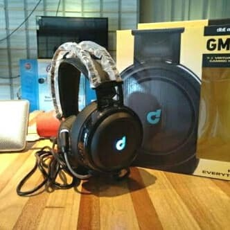 best gaming headset pubg mobile