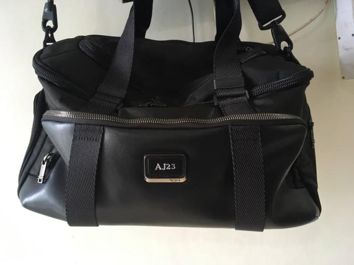 5675a5c0d34 Jual TUMI Alpha Bravo Mccoy Gym Bag ORIGINAL 100% - Joss Gandhoss ...