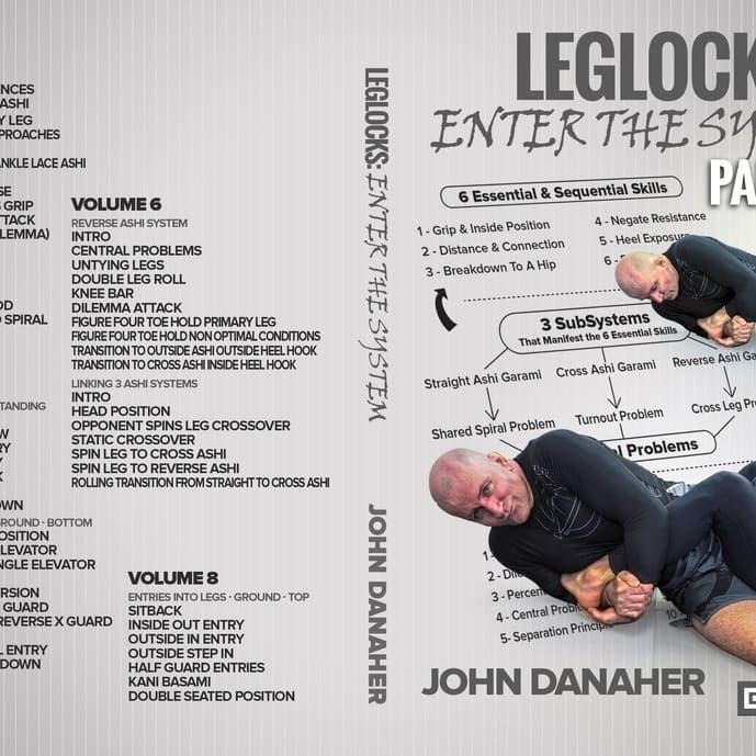 Jual Leglocks Enter the System Part 2-John Danaher - Kota Kediri - Video  Beladiri | Tokopedia