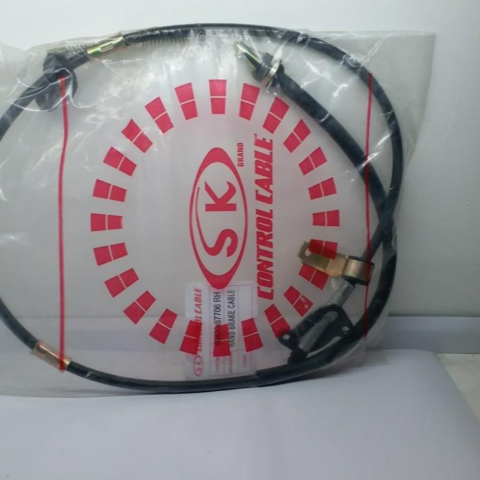harga Kabel rem tangan kanan daihatsu charade cx/classy  sk Tokopedia.com