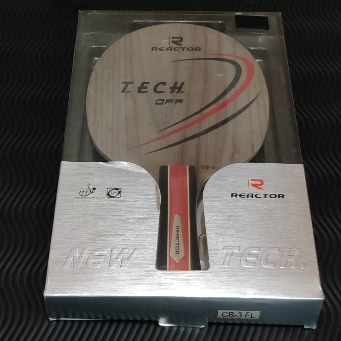 harga Bet kayu reactor original tenis meja Tokopedia.com