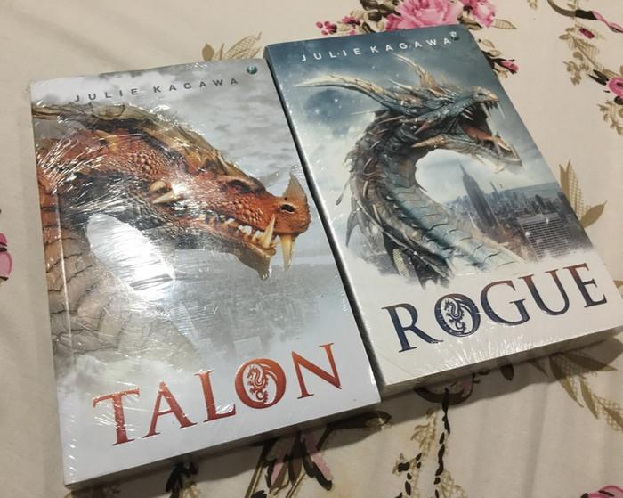 harga Rogue talon set 2 buku Tokopedia.com