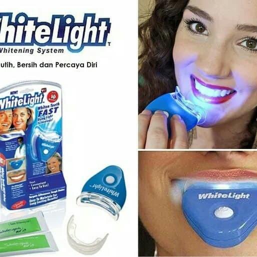 Harga Pemutih Gigi Paling Ampuh White Light 100 Asli Produk Import
