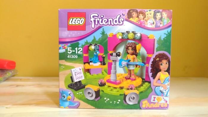 Jual Lego Friends I Love Andrea 41309 Kota Depok Odris Choice