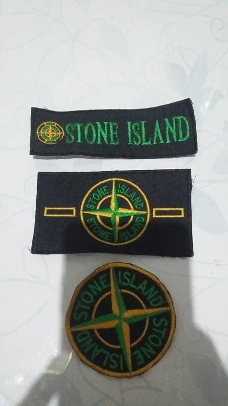 harga Patch stone island Tokopedia.com