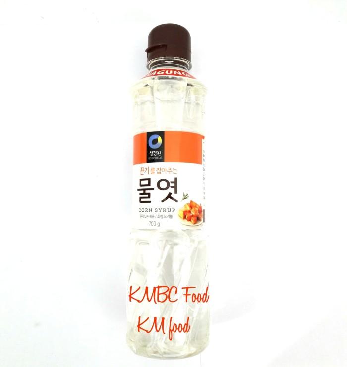 Sirup jagung | daesang chung jung one corn syrup 700 gr