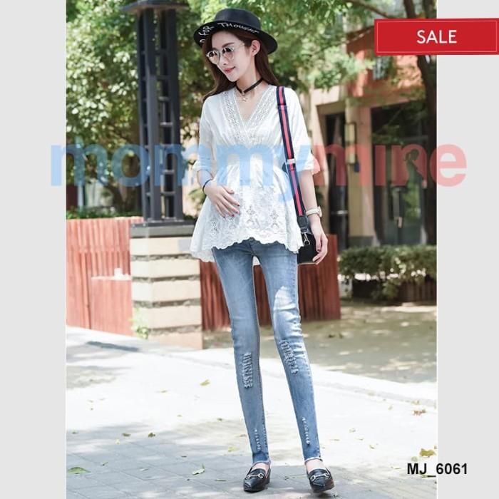 harga Celana jeans hamil impor (mj_6061) Tokopedia.com