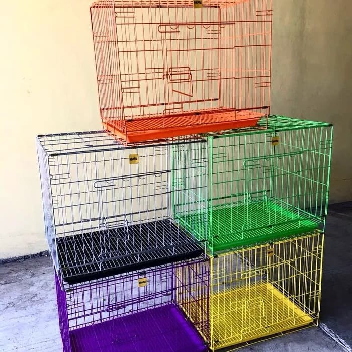 harga Kandang lipat 60cm kucing anjing musang Tokopedia.com
