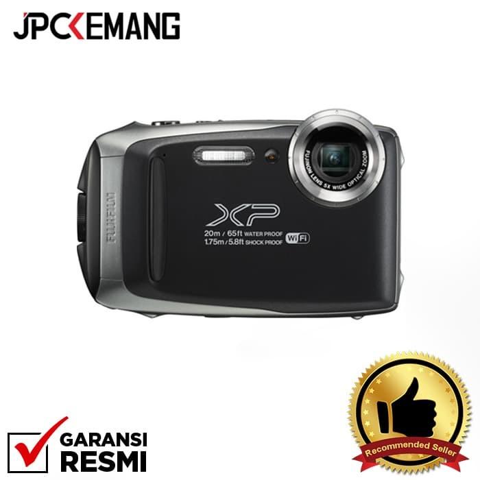 harga Fujifilm finepix xp130 digital camera garansi resmi - abu-abu Tokopedia.com